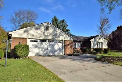 Auburn Single Family Home For Sale: 414 Hawthorne Place