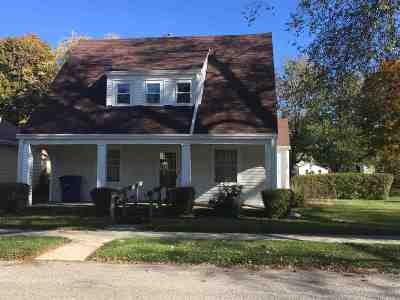 Marion Single Family Home For Sale: 3911 S Landess Street