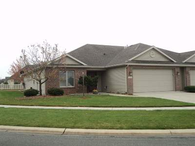 Angola Single Family Home For Sale: 1509 Hammel Drive