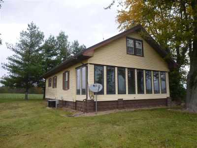 Elberfeld Single Family Home For Sale: 6050 Coal Mine Road
