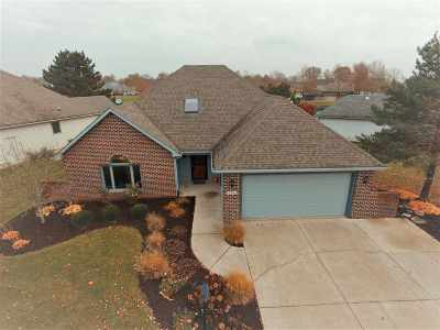 Fort Wayne IN Single Family Home For Sale: $190,000