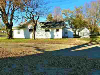 Van Buren Single Family Home For Sale: 405 S 1st Street