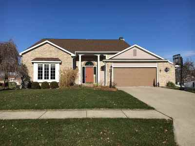 Huntington Single Family Home For Sale: 710 Appleby Court