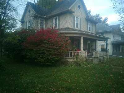 Plymouth IN Single Family Home For Sale: $82,000