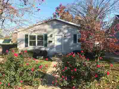Spencer County Single Family Home For Sale: 625 Walnut Street