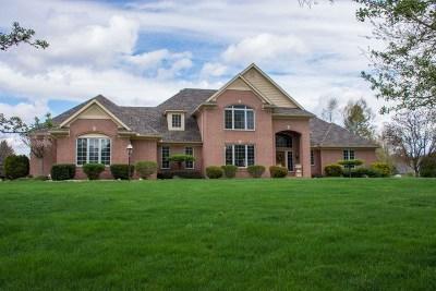 Granger Single Family Home For Sale: 51545 Autumn Ridge Drive