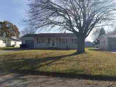 Gas City Single Family Home Cont-Accptngbackupoffers: 624 E North C