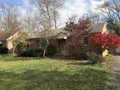 Allen County Single Family Home For Sale: 4339 Dicke Road