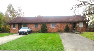 Dubois County Commercial For Sale: 1351 1353 1355 Maple Leaf Drive