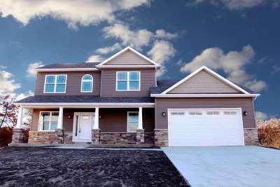 Granger Single Family Home For Sale: 53451 Rose Place