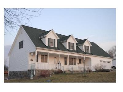 Kosciusko County Single Family Home For Sale: 2601 Jean Street