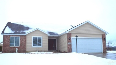 Allen County Single Family Home For Sale: 15223 Towne Park