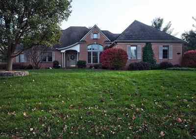 Granger Single Family Home For Sale: 51650 Stapleford Drive