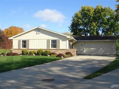 Allen County Single Family Home For Sale: 3901 Ravenscliff