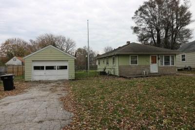 Mishawaka Single Family Home For Sale: 58778 Campbell