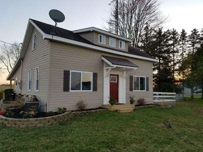 Wabash Single Family Home For Sale: 1059 W 400 South