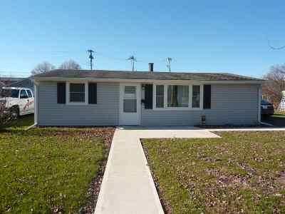 Marion Single Family Home For Sale: 2504 S Selby Street
