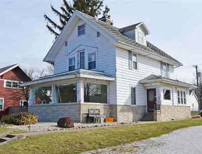 Gas City Single Family Home For Sale: 326 E Main St Street