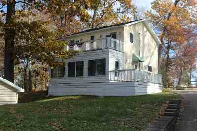 Steuben County Single Family Home For Sale: 355 Lane 130 Lake George