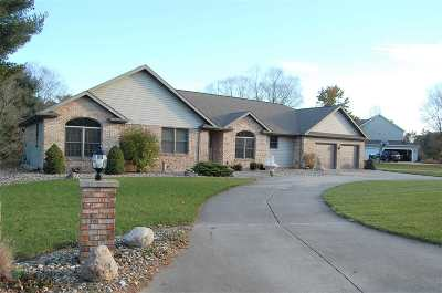 Granger Single Family Home For Sale: 30932 Cross Creek Drive