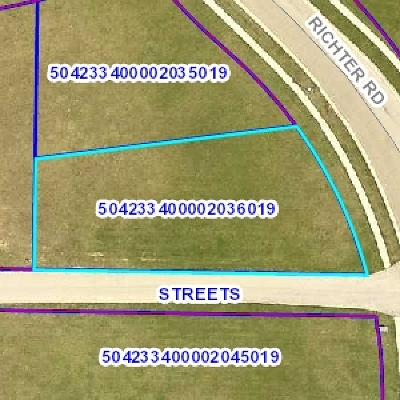 Plymouth IN Residential Lots & Land For Sale: $20,000