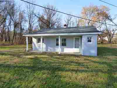 Elkhart Single Family Home For Sale: 50837 State Road 19