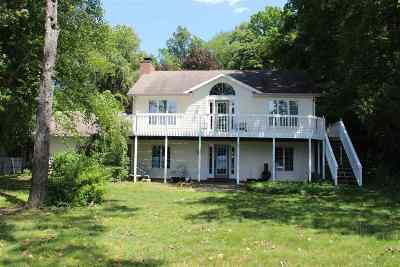 Marshall County Single Family Home For Sale: 10609 Quince Rd