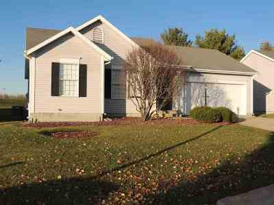 South Bend Condo/Townhouse For Sale: 815 Eagle Cove