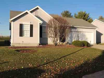 St. Joseph County Condo/Townhouse For Sale: 815 Eagle Cove