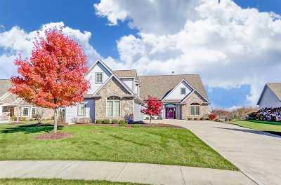 Allen County Condo/Townhouse For Sale: 3731 Shinnecock Ct