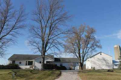 Lagrange County, Noble County Single Family Home For Sale: 5210 S 100 E-57 Road