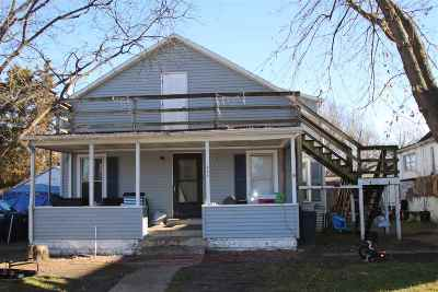 Plymouth Single Family Home For Sale: 404 Indiana Avenue