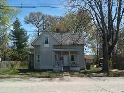 Boonville Single Family Home For Sale: 408 S Third Street