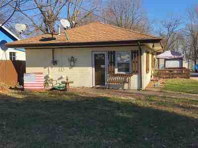 Boonville Single Family Home For Sale: 3206 E Sr 62 East