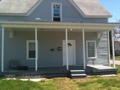 Boonville Multi Family Home For Sale: 724 S Fifth Street