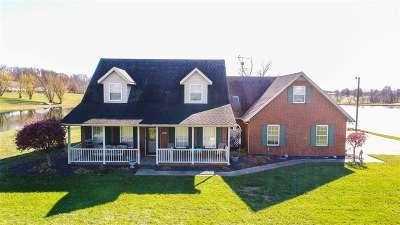 Dubois County Single Family Home For Sale: 1125 Oakwood Drive