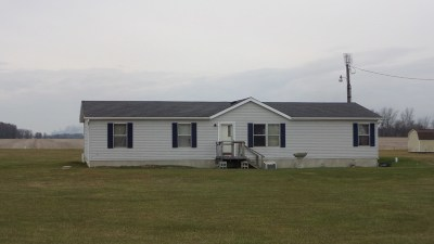Butler Manufactured Home For Sale: 2758 County Road 63