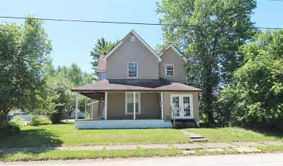 Van Buren Single Family Home For Sale: 404 E Main St Street