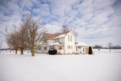 Whitley County Single Family Home For Sale: 2010 N State Road 109