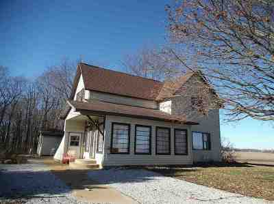 Syracuse Single Family Home For Sale: 2632 E Bucher