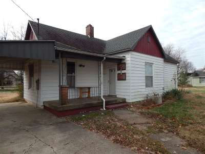 Spencer County Single Family Home For Sale: 4040 N Walnut Street