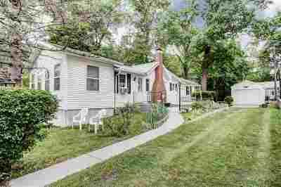 Lagrange County, Noble County Single Family Home For Sale: 11945 E 600N