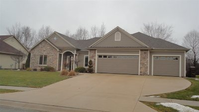 Fort Wayne IN Single Family Home For Sale: $272,900
