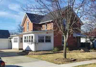 Steuben County Single Family Home For Sale: 205 N Coffin