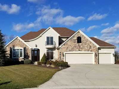 Allen County Single Family Home For Sale: 4303 Hatcher Pass