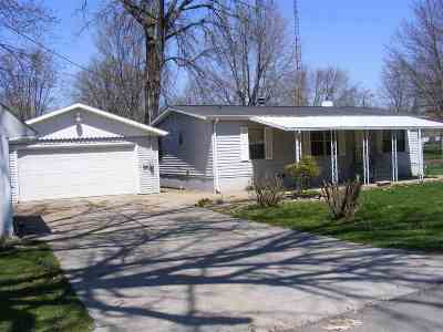 Angola Manufactured Home For Sale: 200 Lane 103 West Otter Lake