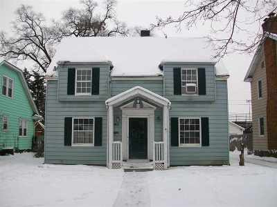 South Bend Single Family Home For Sale: 1136 Sunnymede