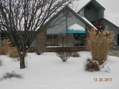 Kendallville Commercial For Sale: 517 Professional Way