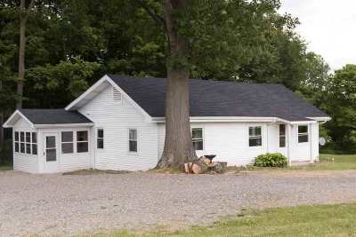 Whitley County Single Family Home For Sale: 4030 W Plattner Road