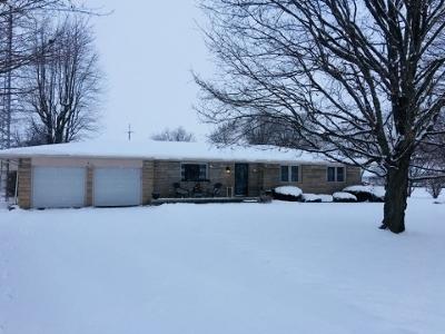 Sweetser Single Family Home For Sale: 615 N Main St Street